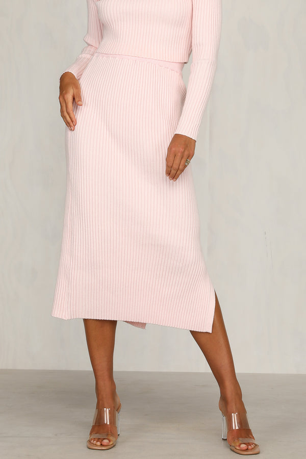 Freesia Knit Skirt