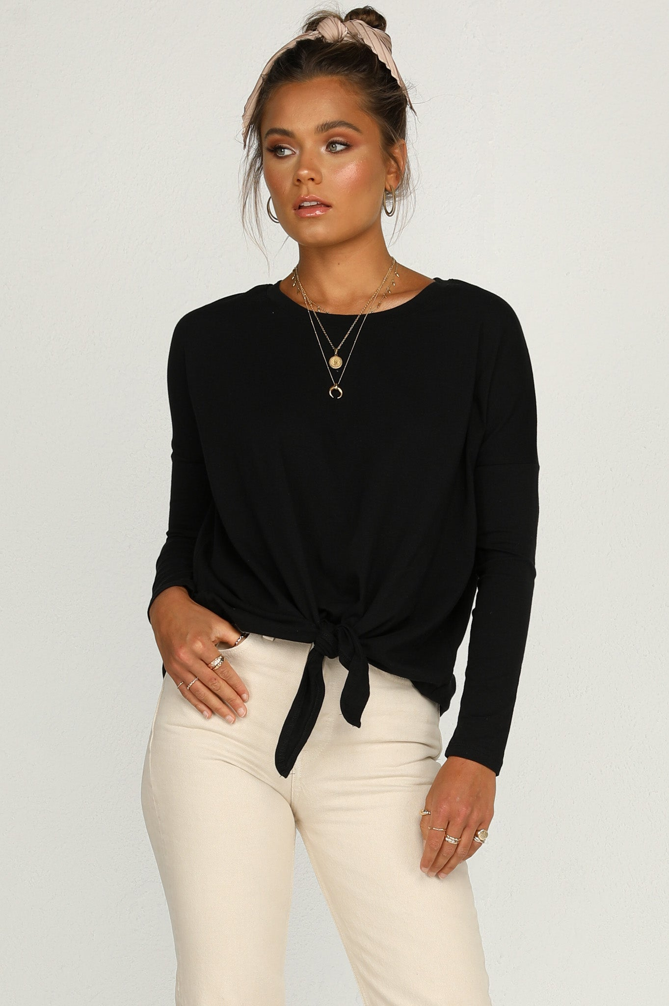Willow Knot Top