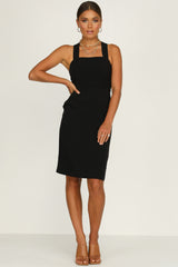 Soul Searcher Dress (Black)