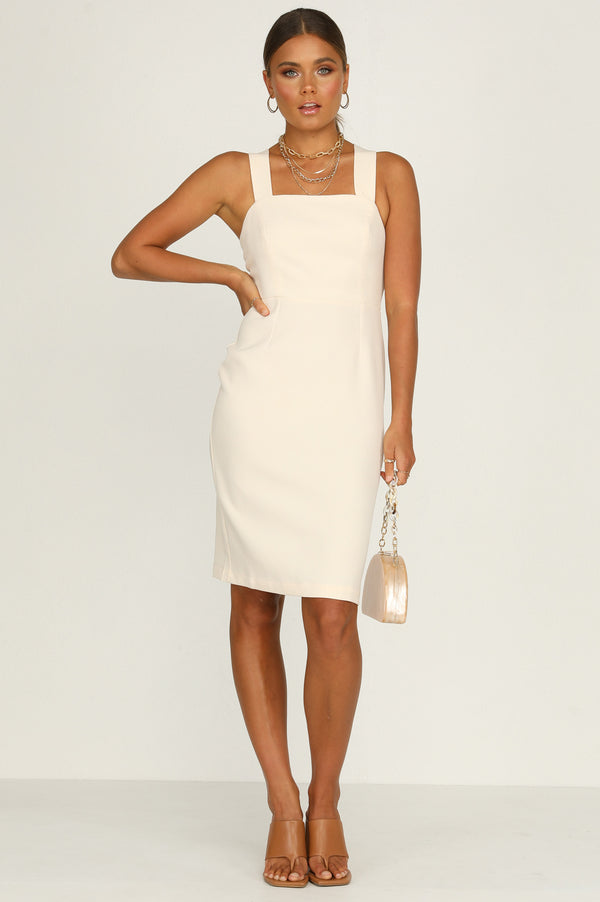 Soul Searcher Dress (Ivory)