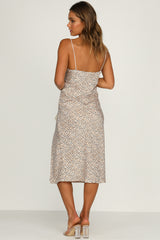 Summer Of Love Dress (White Spot)