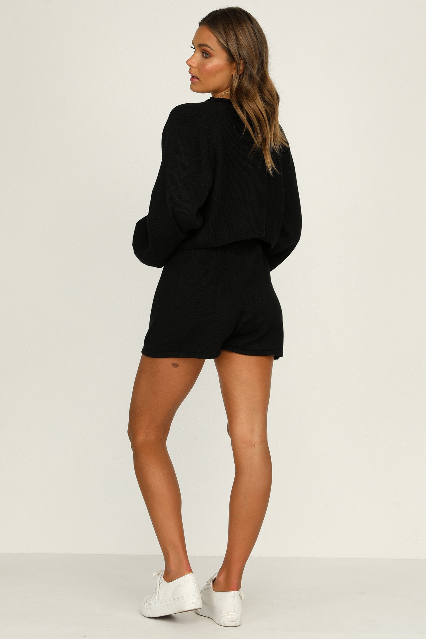 Chantelle Knit Shorts (Black)