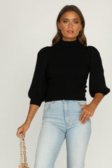 Rumor Mill Knit Top