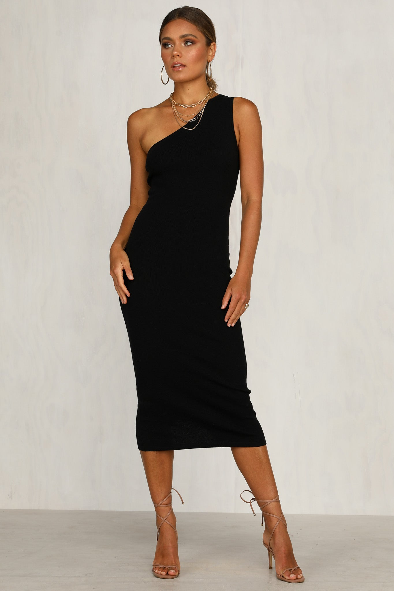 Loyalty Dress (Black)