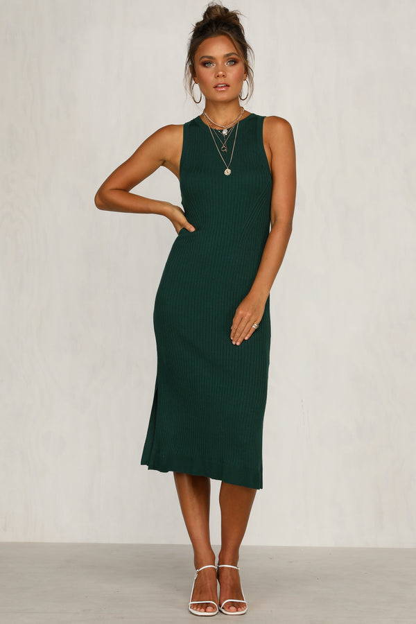 Faythe Dress (Emerald)