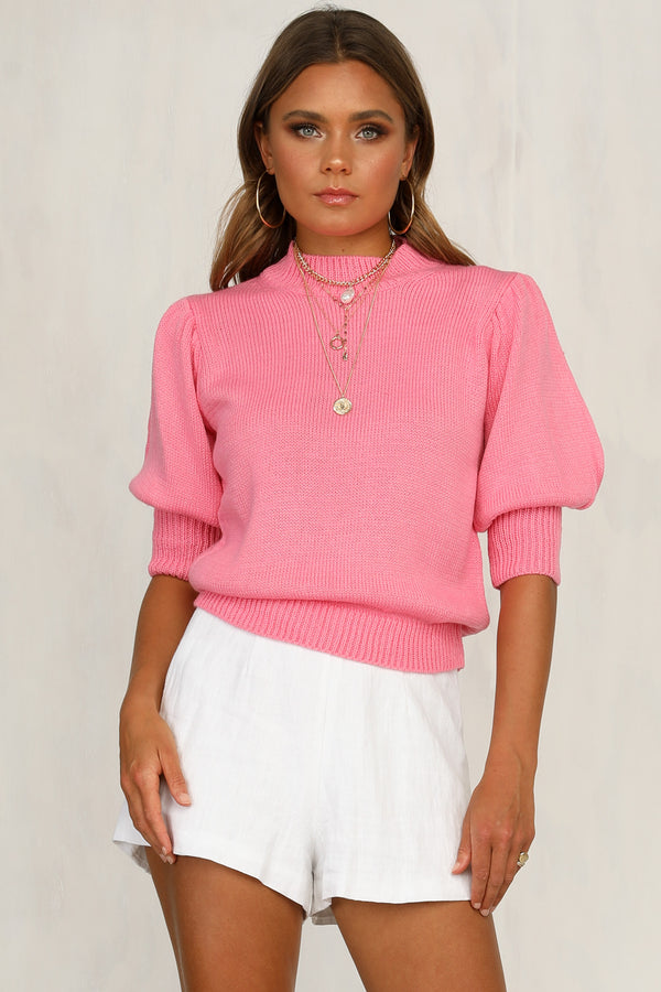 Sammy Knit (Pink)