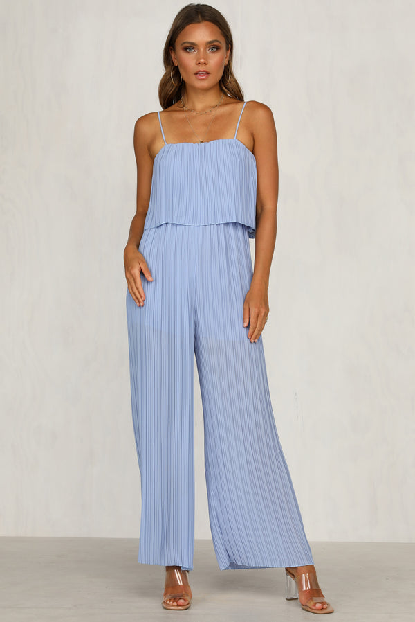 All My Love Jumpsuit (Blue)
