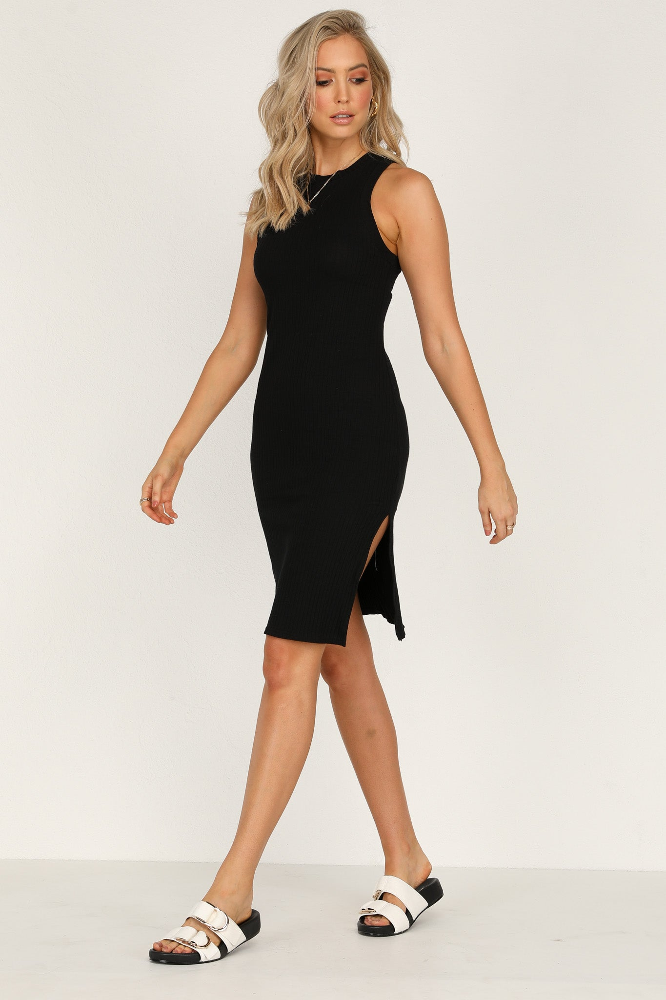 Promises Dress (Black)
