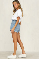 Willow Denim Shorts