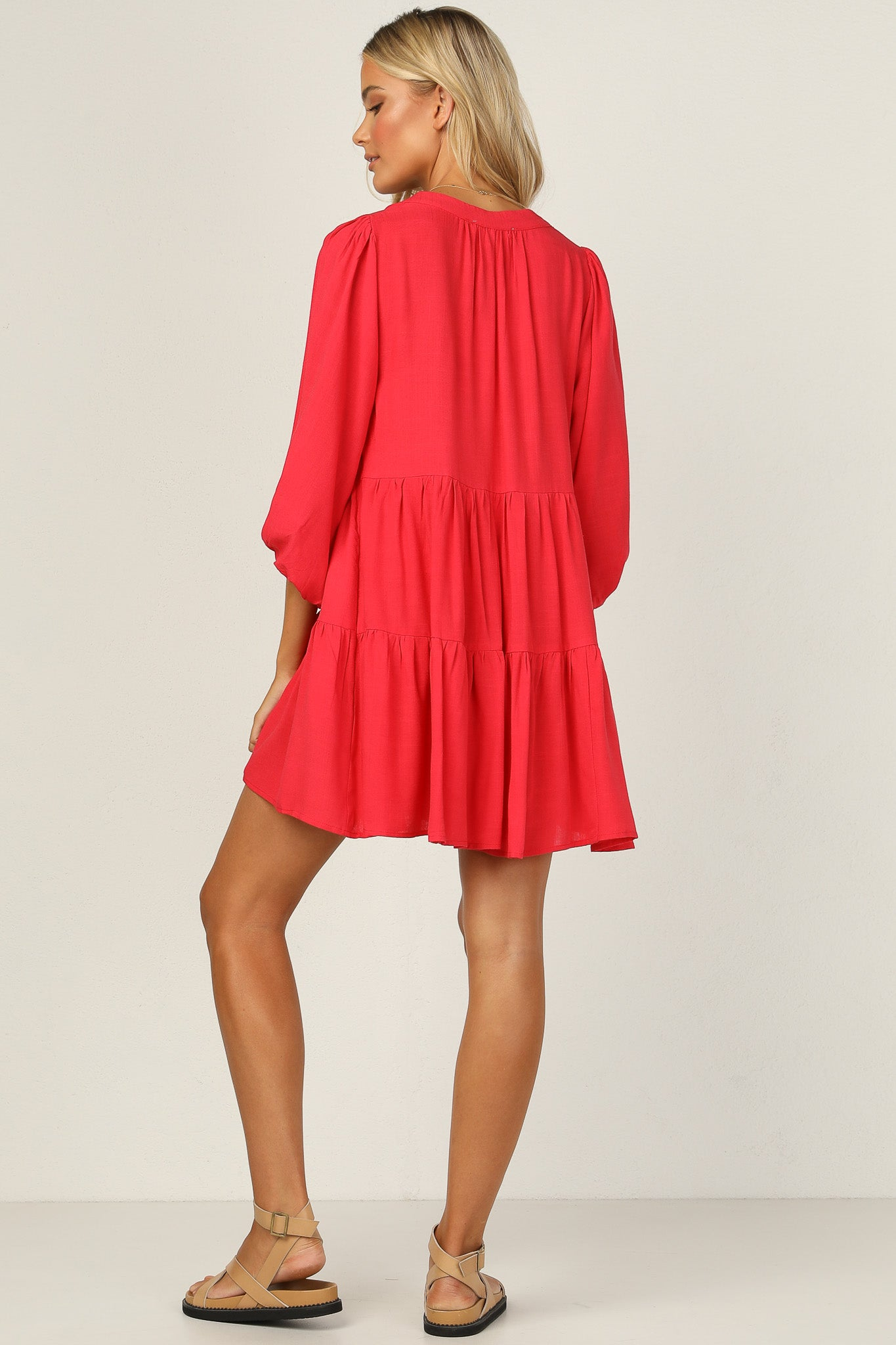 Kenzo Dress (Red)