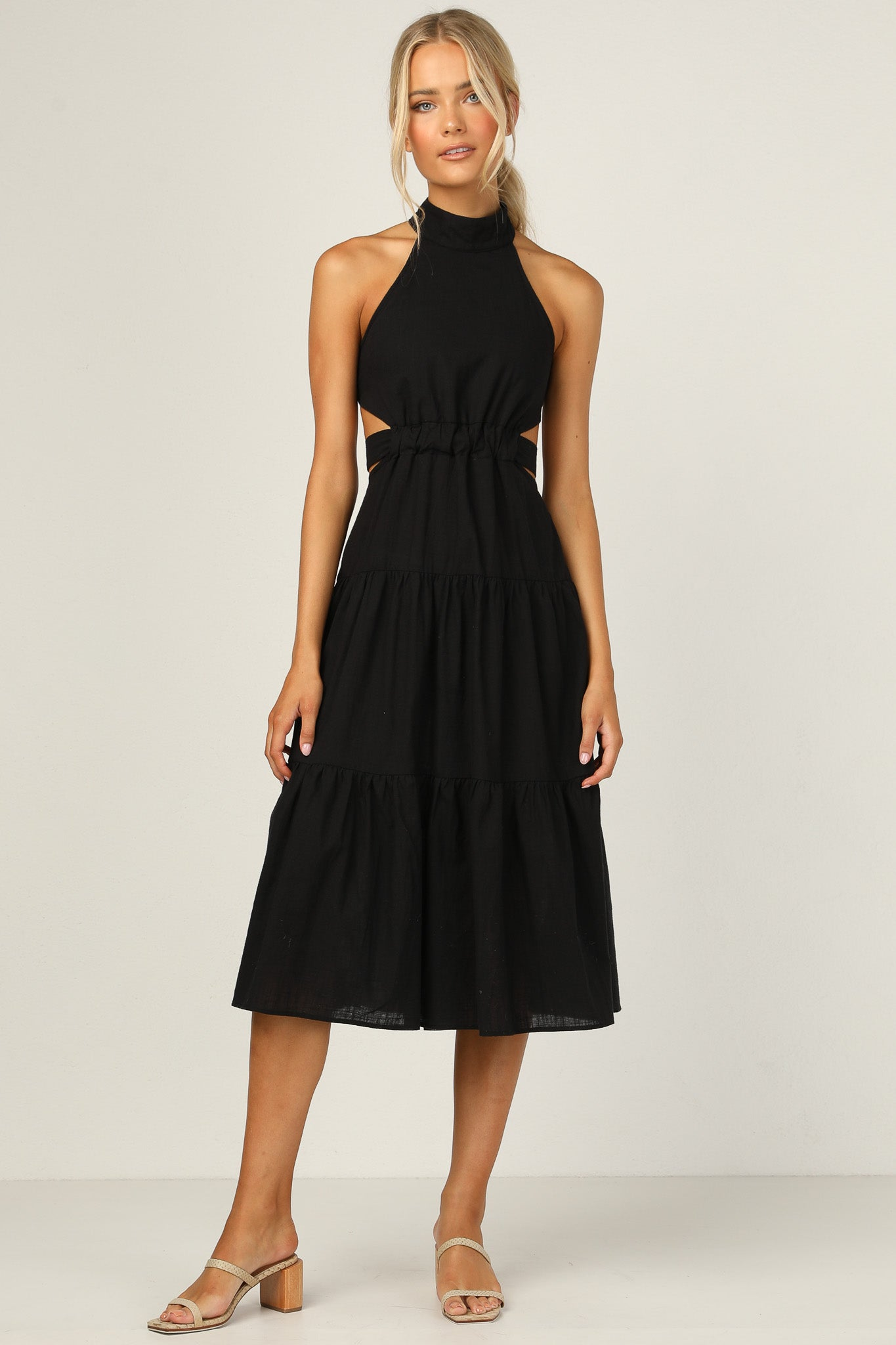 Ivy Dress (Black)