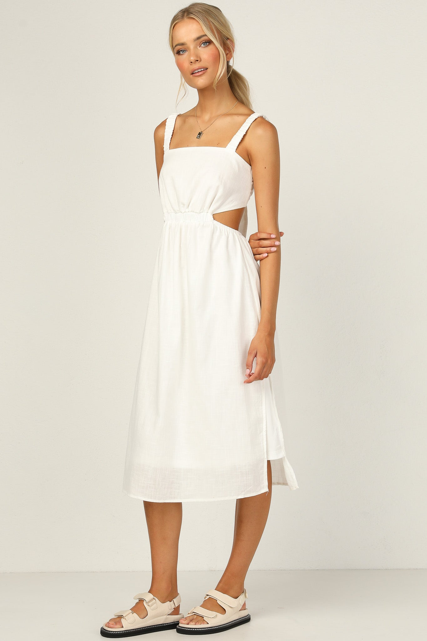 Riviera Dress (White)