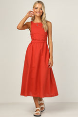 Harper Dress (Red)