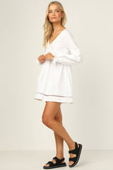 Zuri Dress (White)
