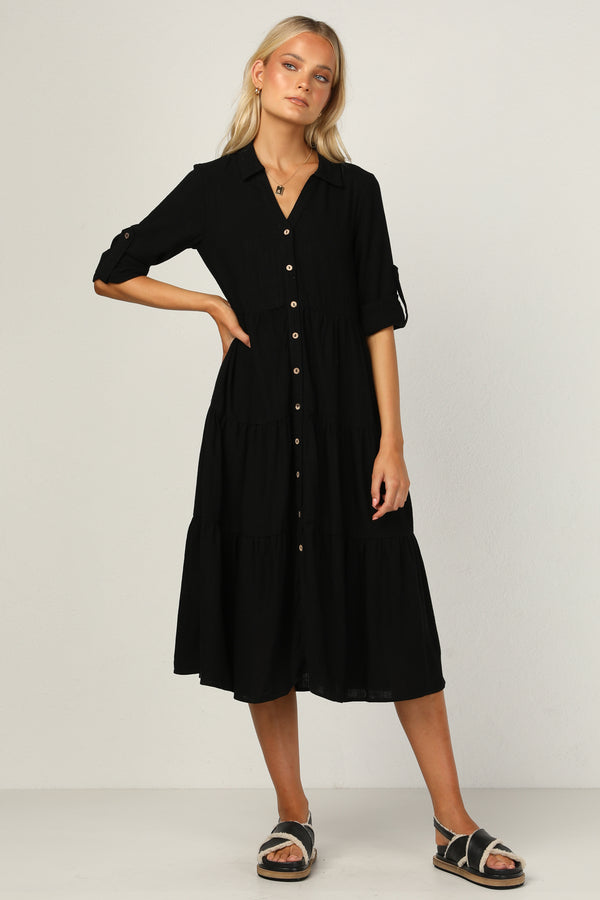 Cove Dress (Black)
