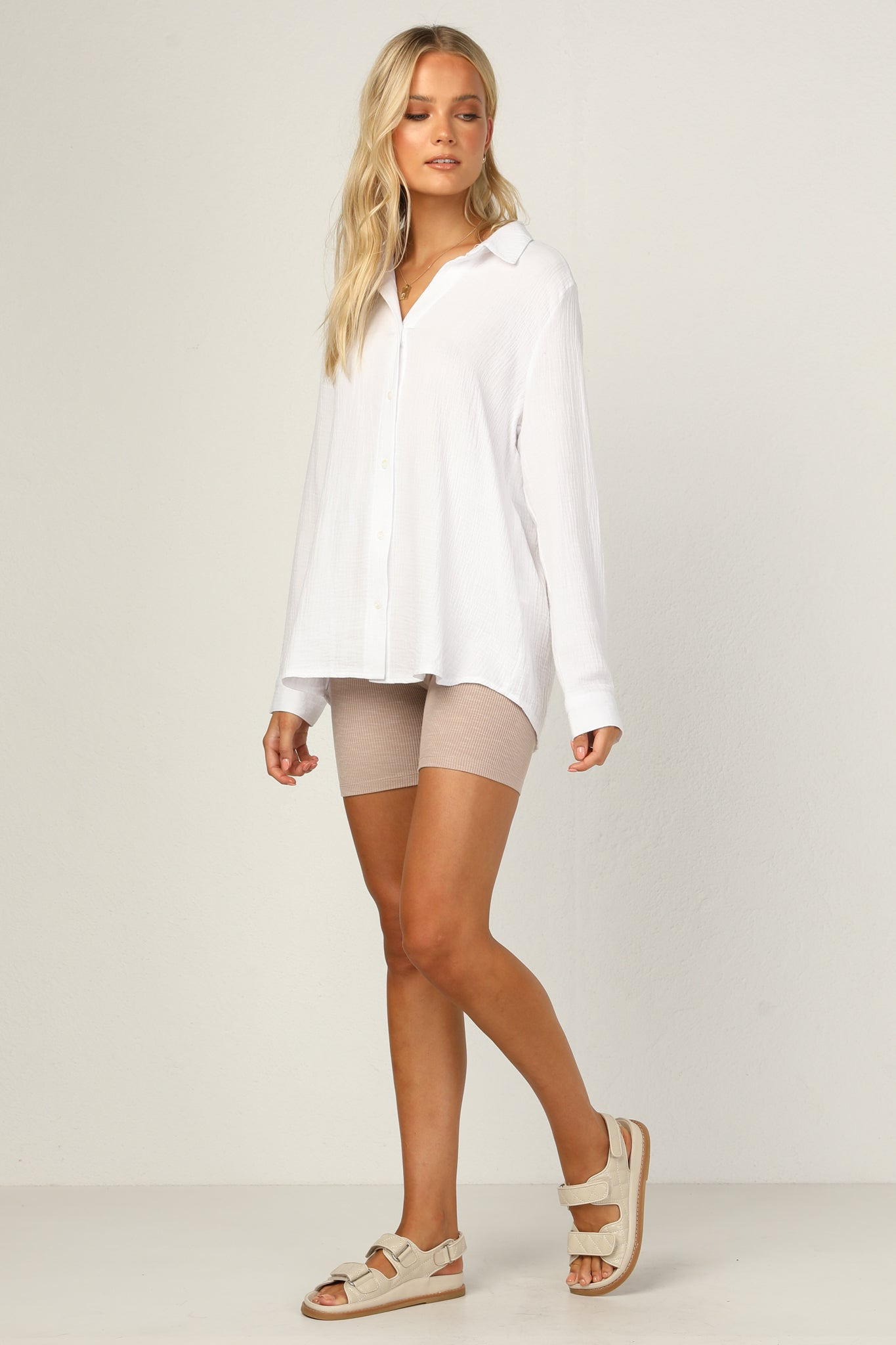 Sofie Shirt (White)
