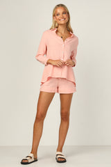 Cool Breeze Shorts (Pink)