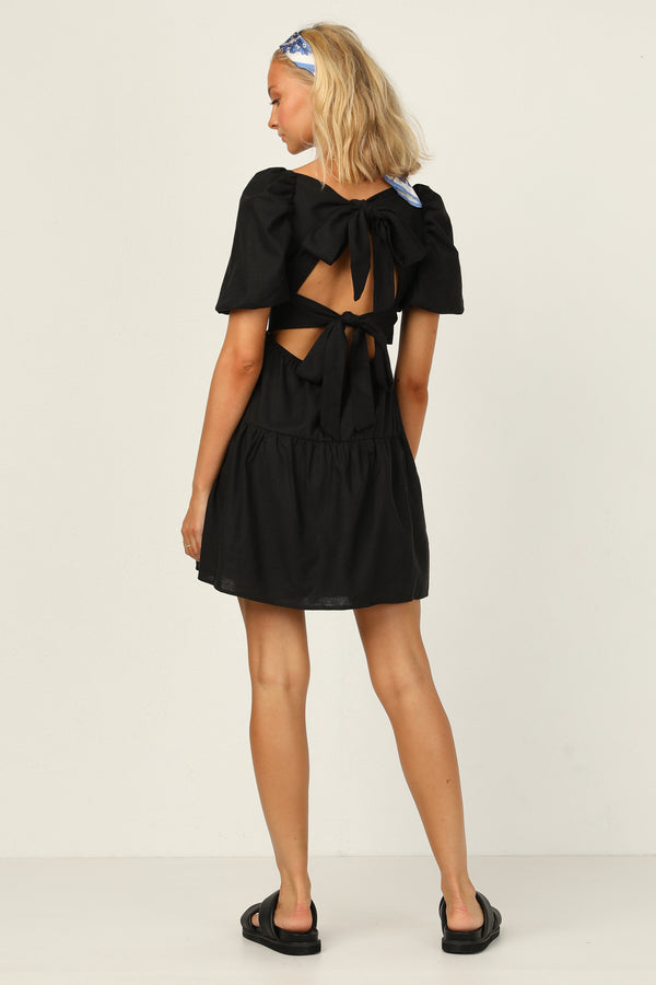 Alejandra Dress (Black)