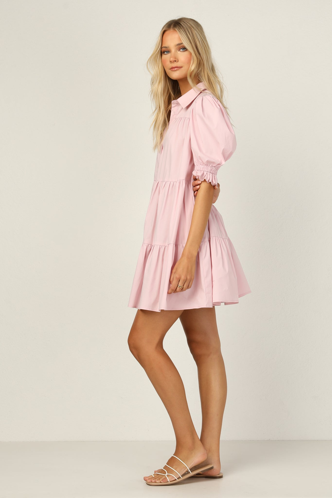 Dover Dress (Pink)