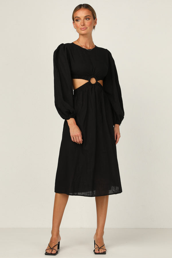 Trixie Dress (Black)