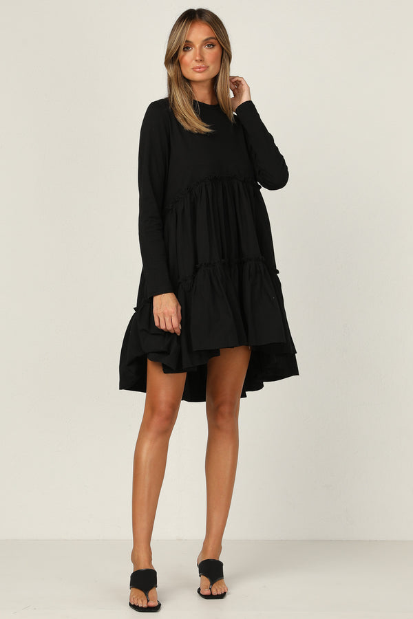 Milana Dress (Black)