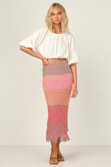 Jensen Knit Skirt