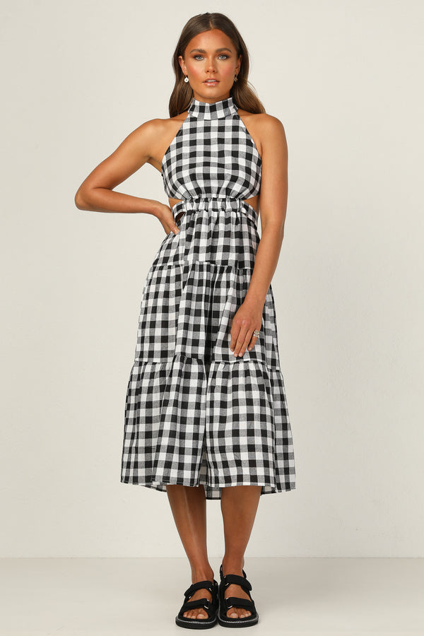 Ivy Dress (Gingham)