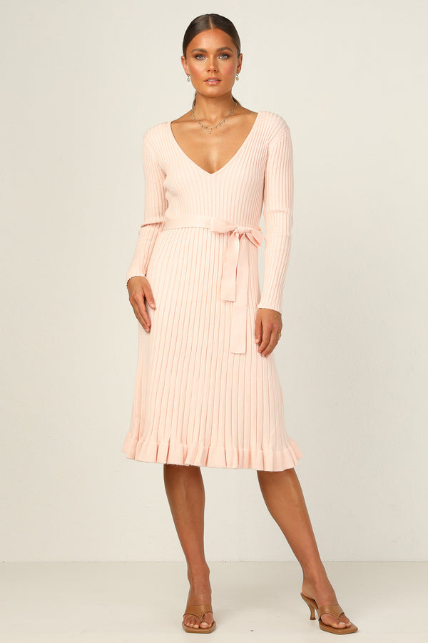 Gracie Knit Dress