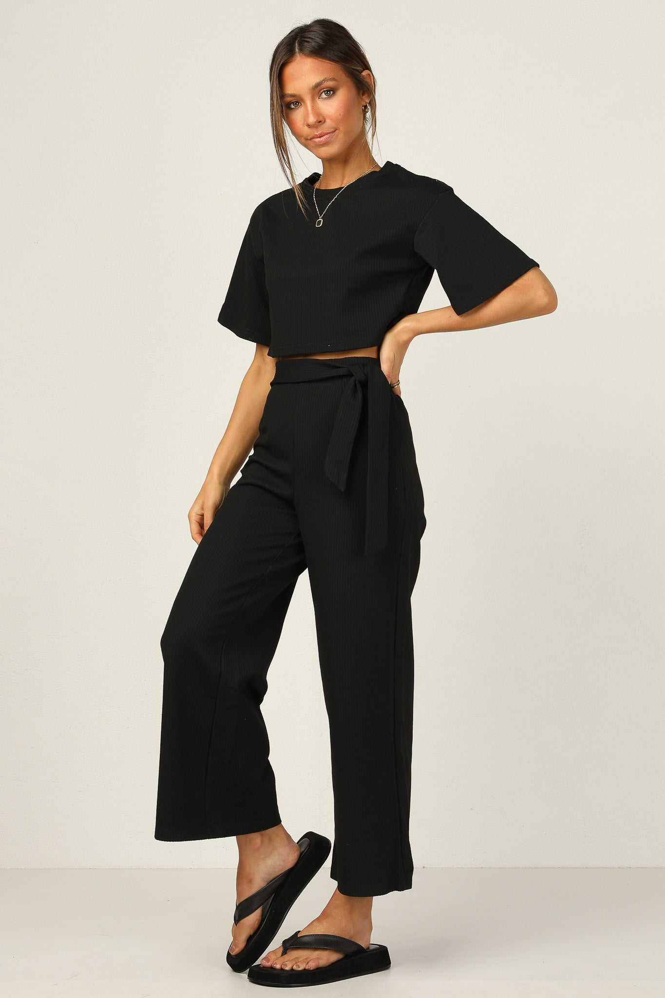 Esmae Pants (Black)