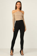 Taya Top (Beige)