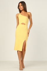 Anders Dress (Yellow)