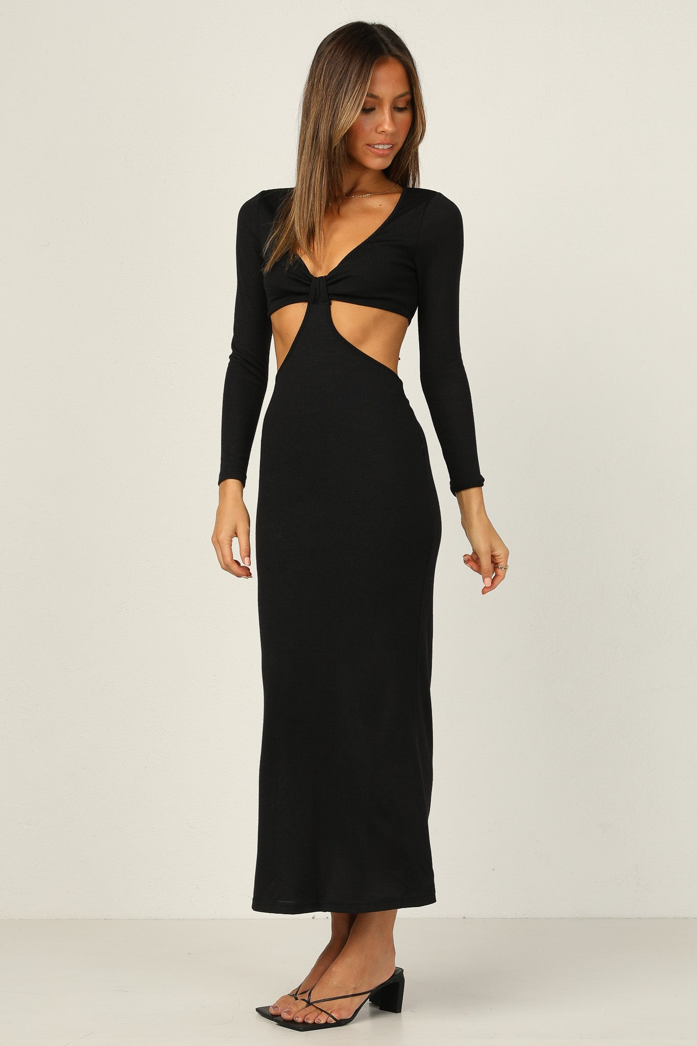 Orla Dress (Black)