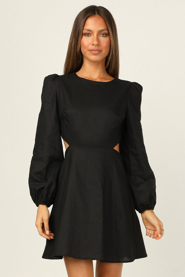 Soleil Dress (Black)