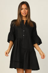 Amaya Dress (Black)