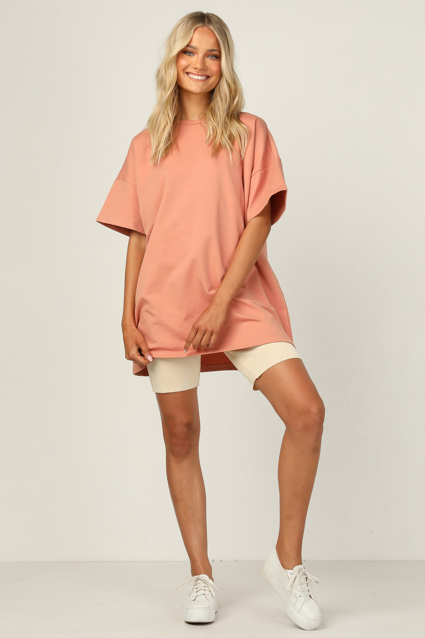 Lizzy T-Shirt Dress