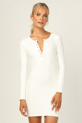 Eva Dress (White)