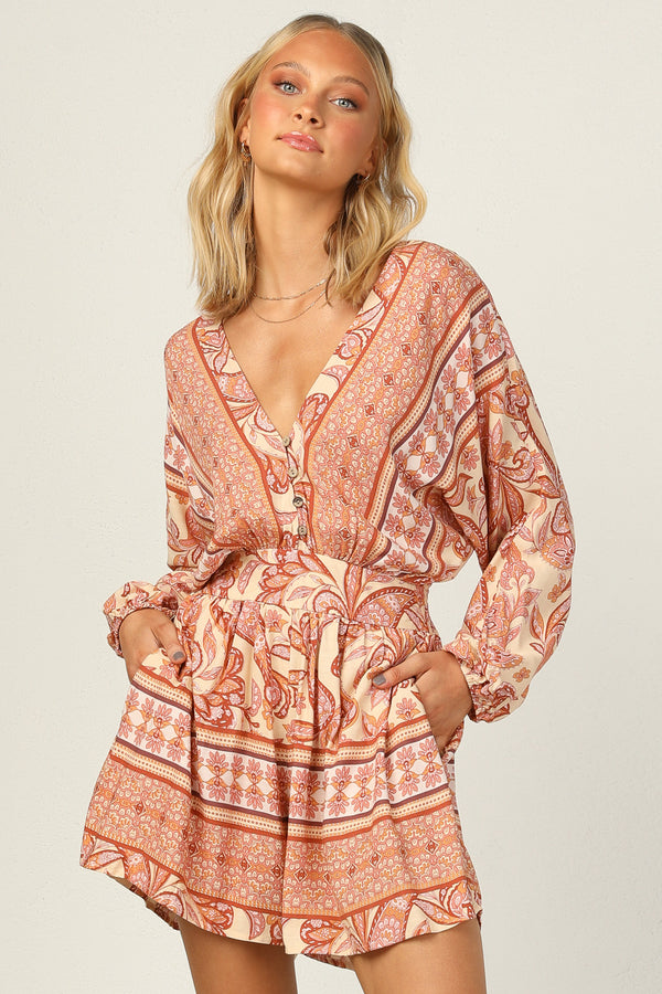 Colette Playsuit