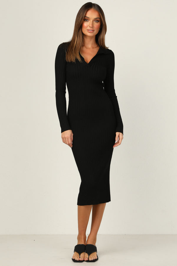 Rory Dress (Black)