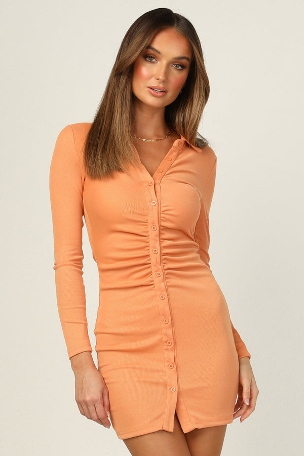 Callie Dress (Citrus)