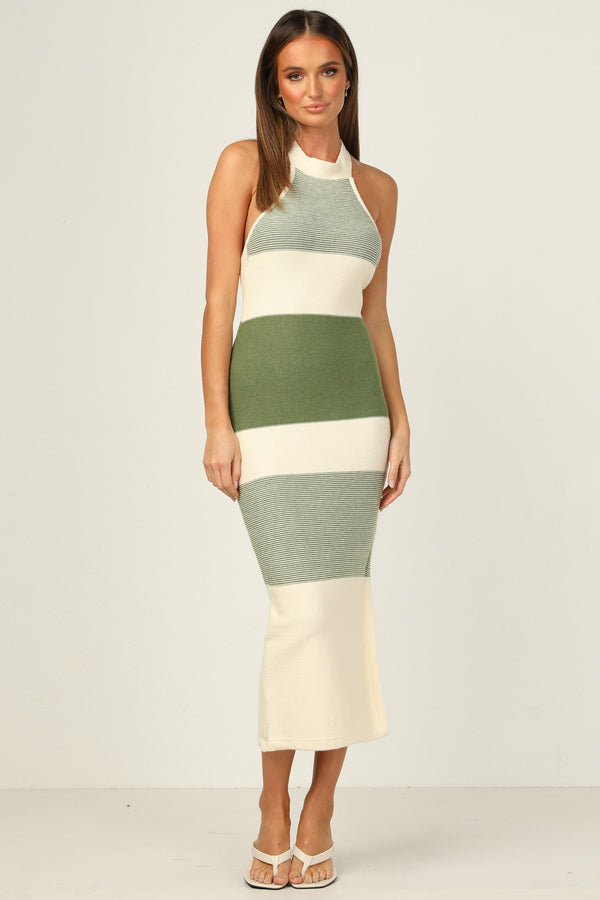 Maverick Dress (Green)