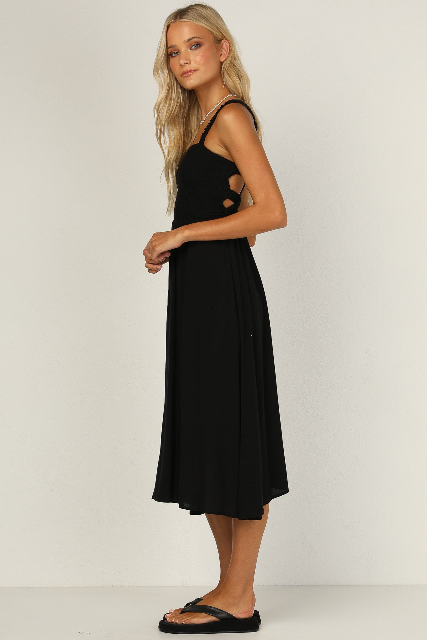 Annalise Dress (Black)