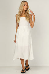Annalise Dress (White)