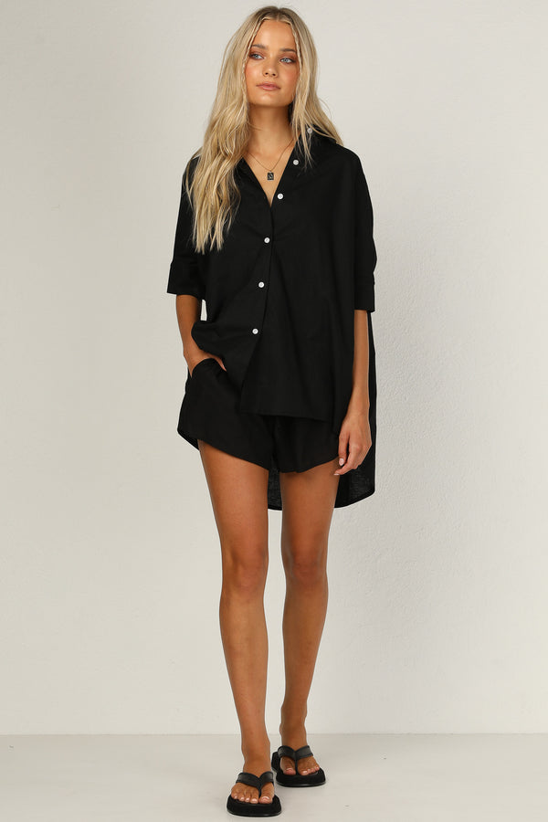 Bella Shirt (Black)