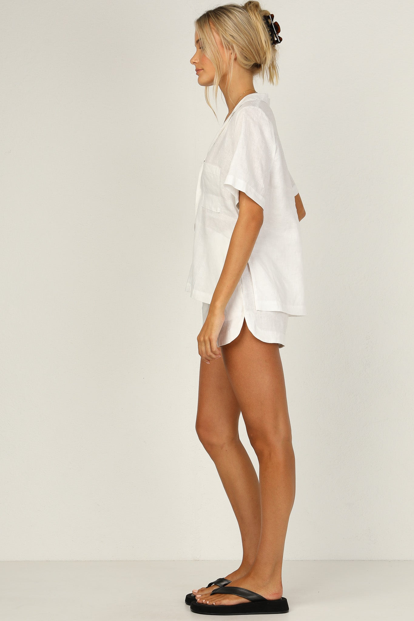 London Shorts (White)