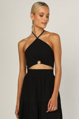 Liberation Top (Black)