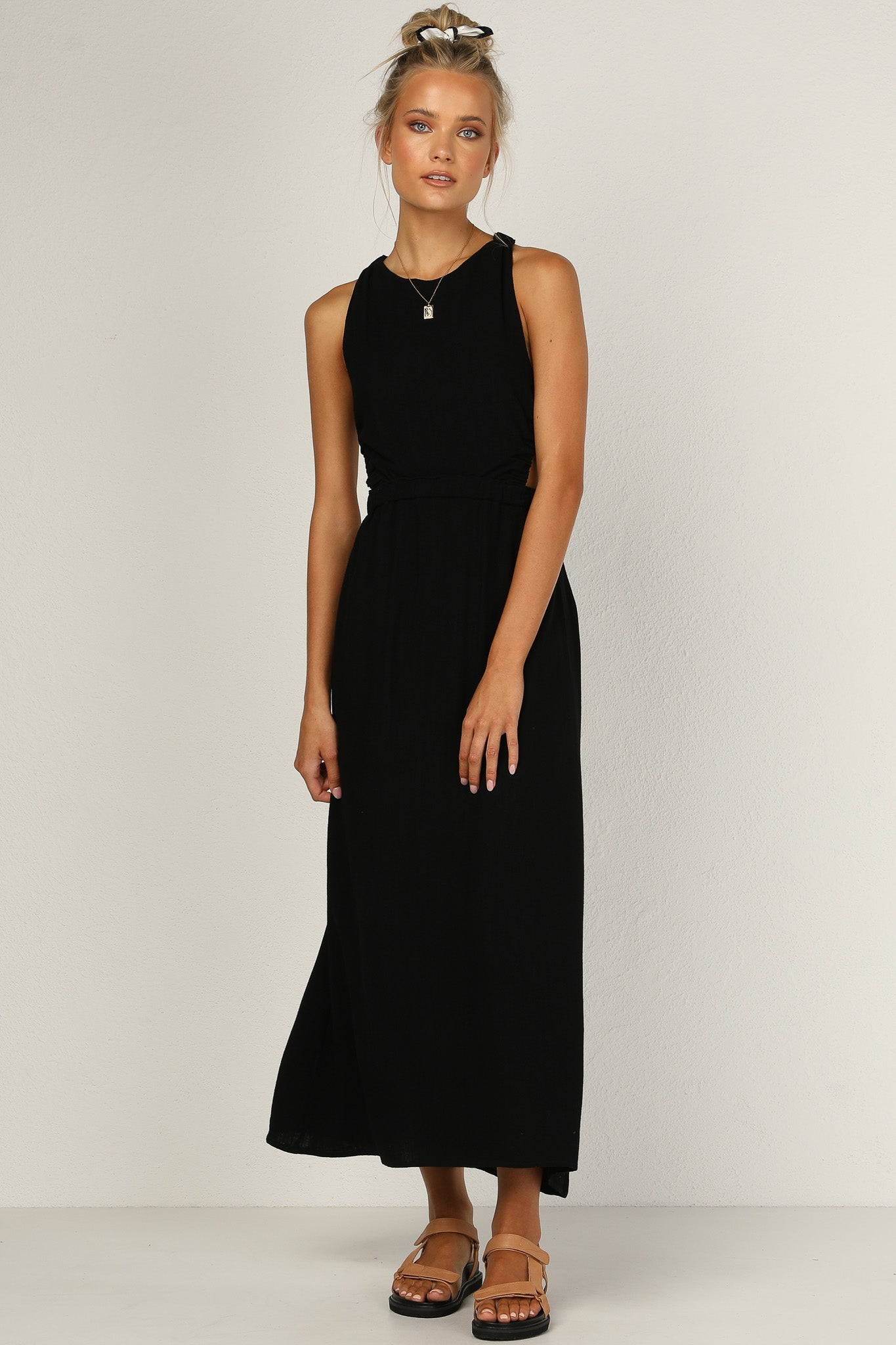 Evelyn Dress (Black)