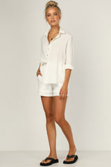 Cool Breeze Top (White)