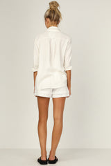 Cool Breeze Shorts (White)