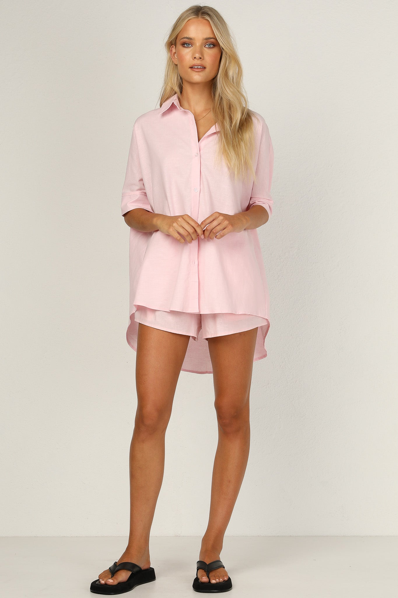 Bella Shorts (Pink)