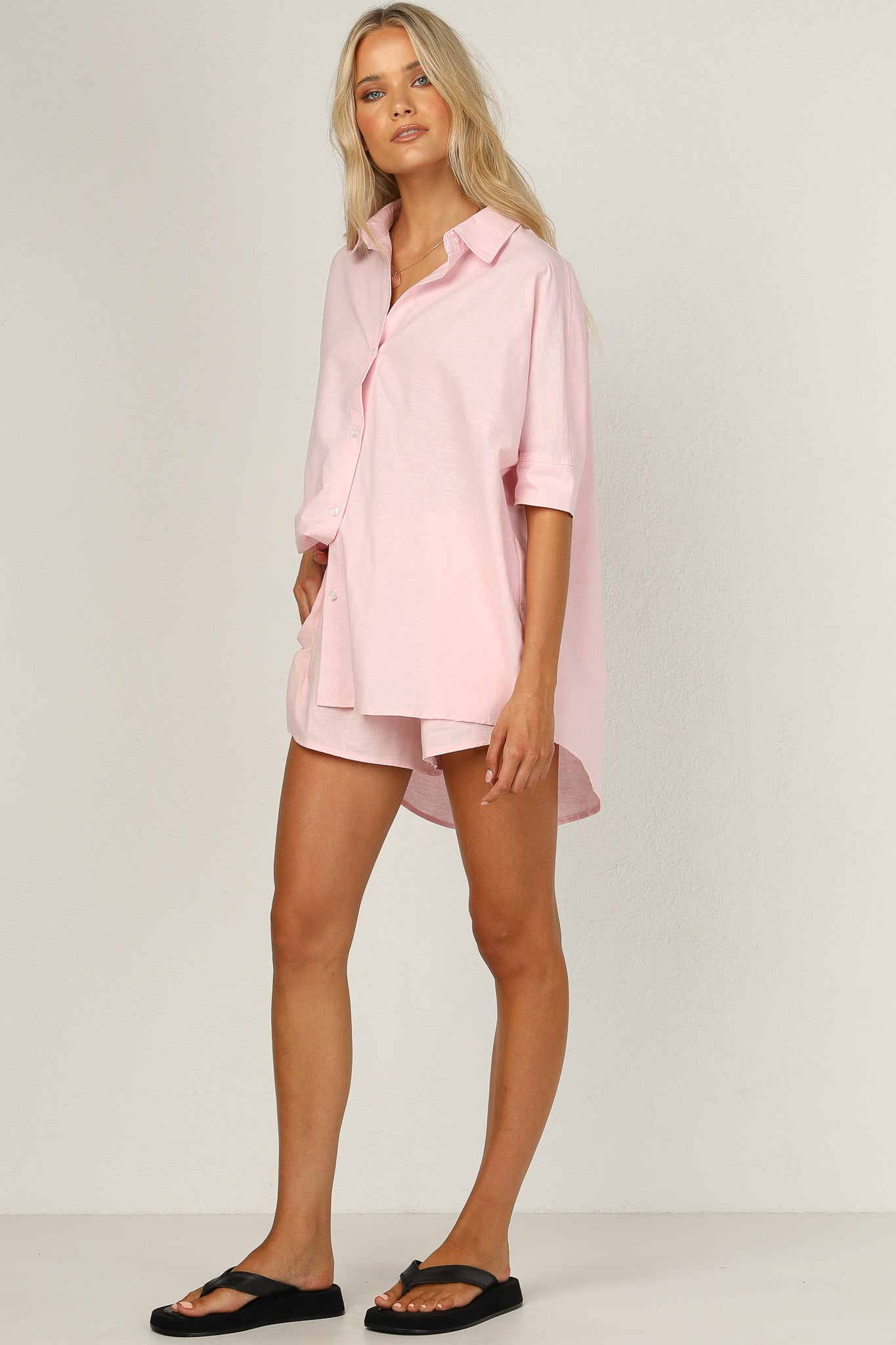 Bella Shirt (Pink)